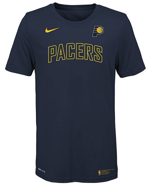Nike Big Boys Indiana Pacers Facility T-Shirt