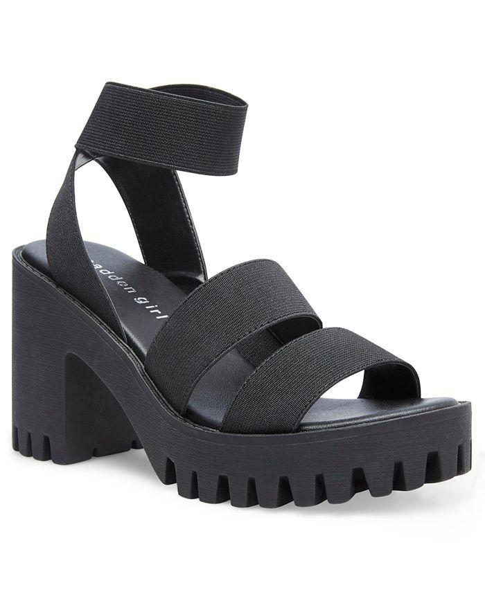 Madden Girl - Soho Lug Sandals