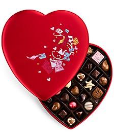 Valentine's Day 37-Pc. Fabric Heart