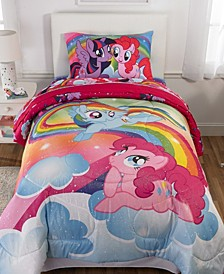 My Little Pony Twin 4-Piece Bed in a Bag