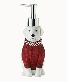 Fa La La Dogs Soap Dispenser