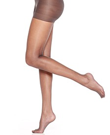 Women's   Silk Reflections Control Top Run Resistant Lasting Ultra Sheer Pantyhose 0B260
