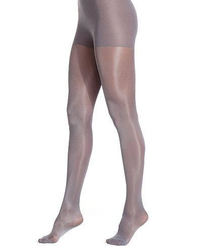 Berkshire Shimmers Opaque Control Top Tight 4643