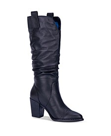 Women's Cantina Leather Regular-Calf Boot
