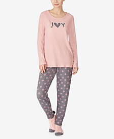Pajama Set and Matching Sock, Online Only