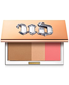 Stay Naked Threesome Blush, Bronzer, & Highlighter Palette
