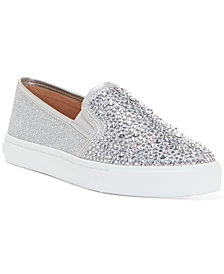 INC Sammee Slip-On Sneakers, Created for Macy's
