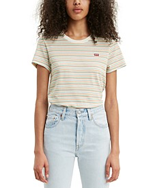 The Perfect Cotton Striped T-Shirt