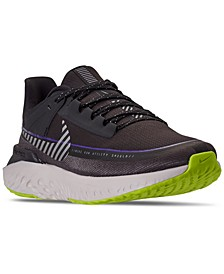 Women's Legend React 2 Shield Running Sneakers from Finish Line