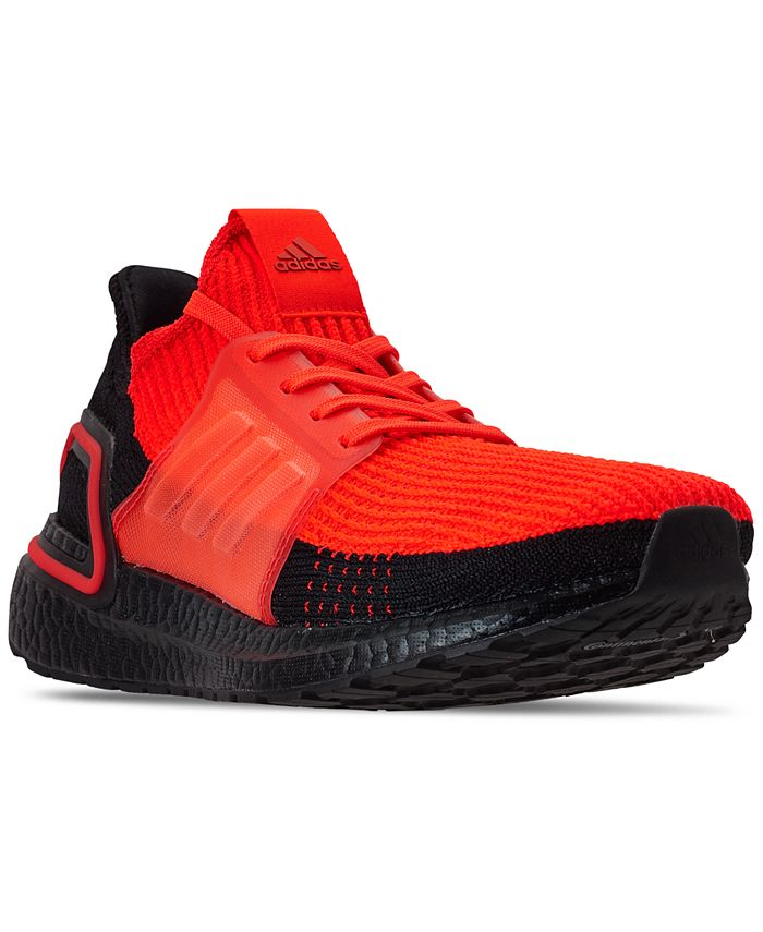 adidas Men's UltraBOOST 19 Running Sneakers from Finish Line ...