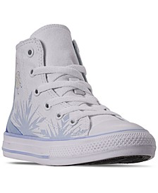 Girls Converse x Frozen 2 Chuck Taylor All Star Hi Top Casual Sneakers from Finish Line