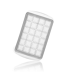 24 Compartments Ice Cube Tray with Lid