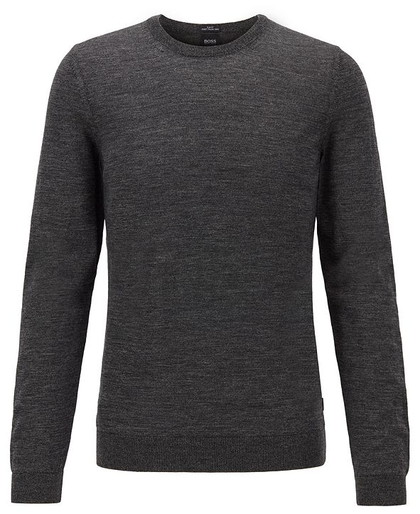 Hugo Boss BOSS Men's Leno-P Crewneck Sweater