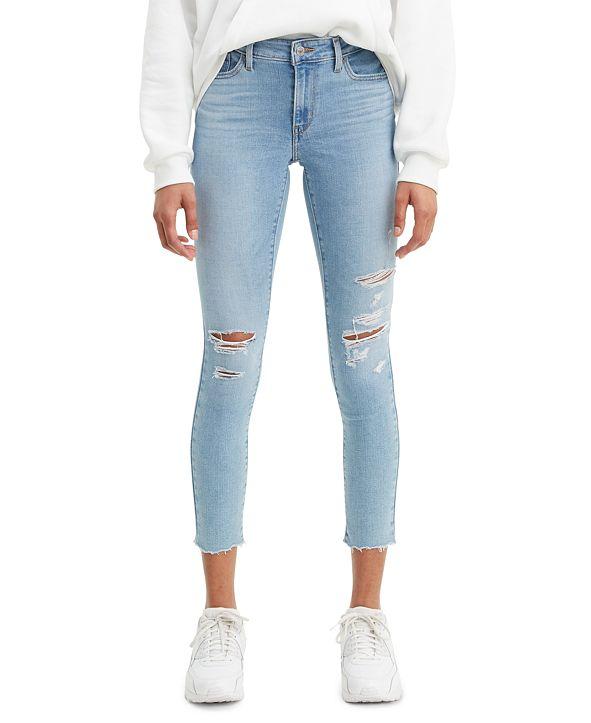 Levi's Women's 711 Skinny 4-Way Stretch Jeans
