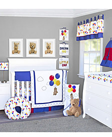 Pam Grace Creations 13 Piece Crib Bedding Set