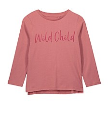 Little, Big and Toddler Girl's Penelope Long Sleeve Tee