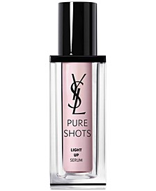 Pure Shots Light Up Brightening Serum, 1-oz.