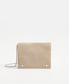 Flap Bovine Leather Bag