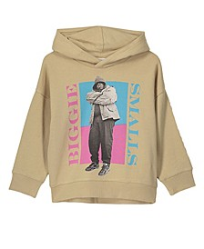 Little, Big and Toddler Girl's Lux Hoodie