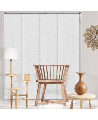 Adjustable Sliding Panels, Cut to Length Vertical Blinds, Up to 80
