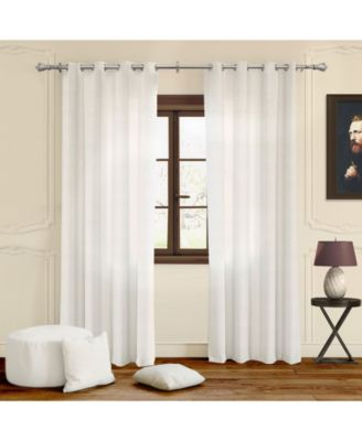 Grommet Top Curtains, 52