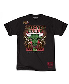 Men's Chicago Bulls Bulls Green Collection T-Shirt