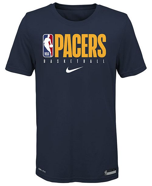 Nike Big Boys Indiana Pacers Practice T-Shirt