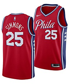 Men's Ben Simmons Philadelphia 76ers Statement Swingman Jersey