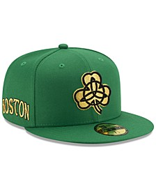 Boston Celtics City Series 59FIFTY Fitted Cap