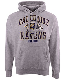Men's Baltimore Ravens Established Hoodie