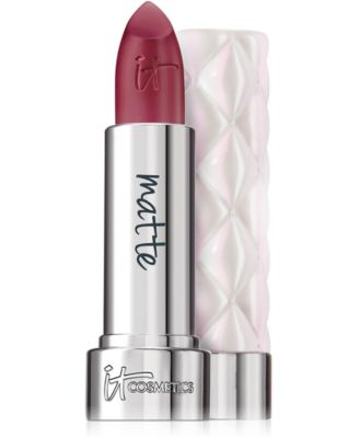 Pillow Lips Collagen-Infused Matte Lipstick