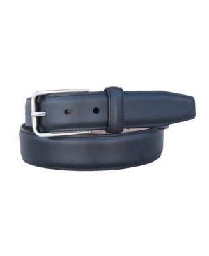 Men's Cambridge Oil Tanned Harness Leather Bridge Casual Dress Belt