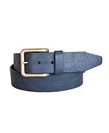 Men's Catch Release steerhide Casual Jean Leather Belt