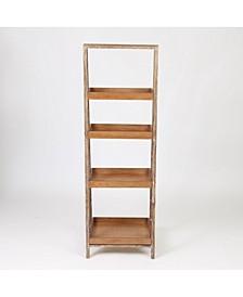 "60"" Etagere Bookcase"