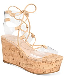 Porzana Wedge Sandals