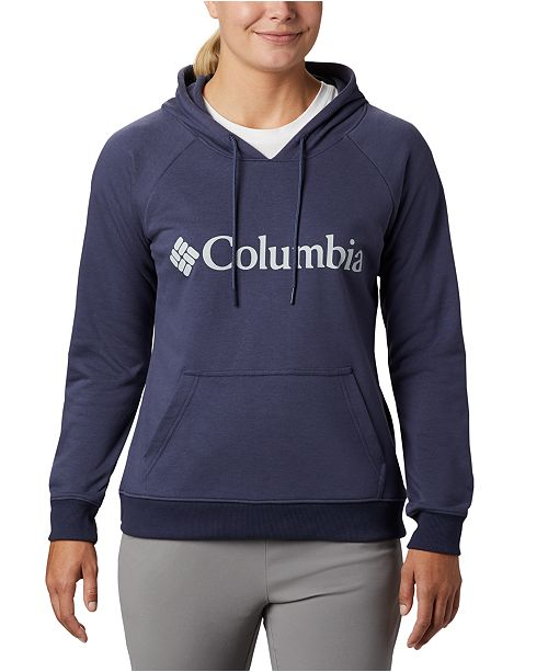 Columbia French Terry Logo Hoodie