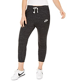 Gym Vintage Capri Sweatpants