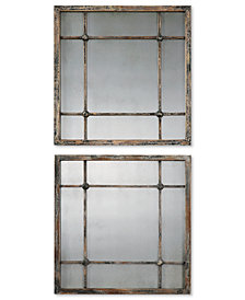 Uttermost Saragano Mirrors, Set of 2