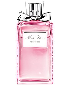 Miss Dior Rose N'Roses Eau de Toilette Fragrance Collection