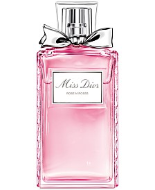 Miss Dior Rose N'Roses Eau de Toilette Fragrance Collection