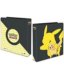 """Pokemon Pikachu 2"""" 3-Ring Binder 2019"""