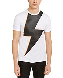 Black Flash Design T-Shirt