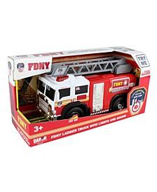 Daron Fire Department City Of New York Ladder Truck
