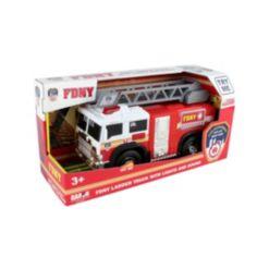 Daron Daron Fire Department City Of New York Ladder Truck
