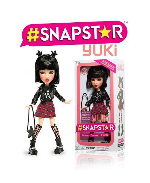 Yulu Snapstar - Yuki Fashion Doll