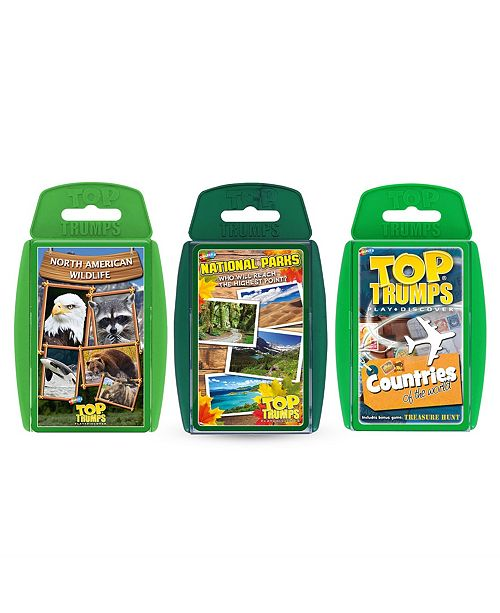 Top Trumps Bundle Card Game Bundle