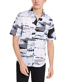 Men's Watercolor Shirt, Created For Macy's