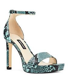 Women's Edyn Platform Sandals