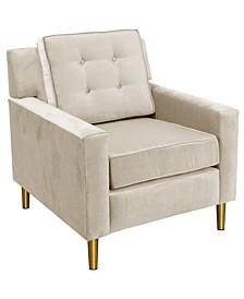 Valport Club Arm Chair-dims