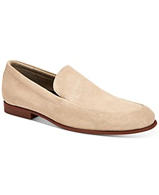 Men's Leif Silky Suede Loafers